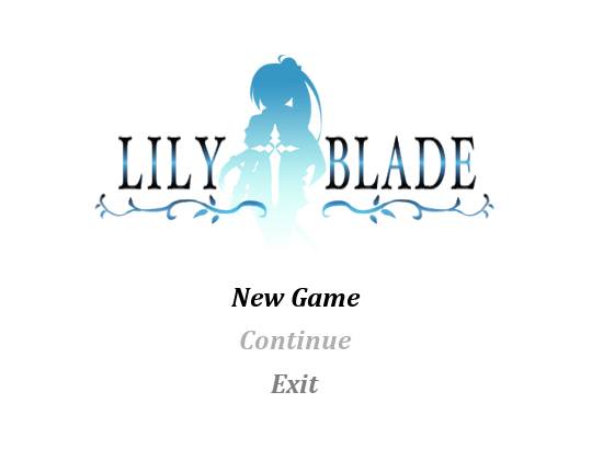 LILY BLADE