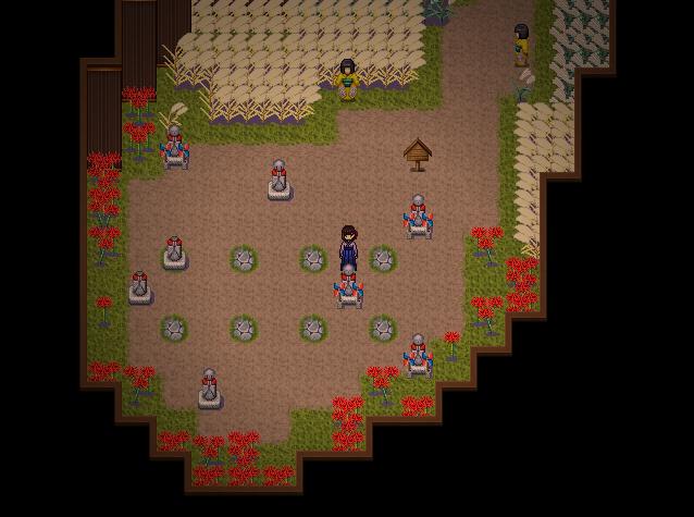 螢火の庭ー謎解き