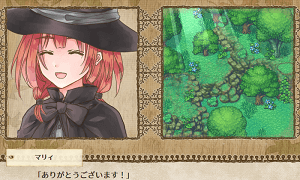 【フリゲ短編SRPG】細部まで作り込まれた超おすすめフリーゲーム『マリィと賢者の森』